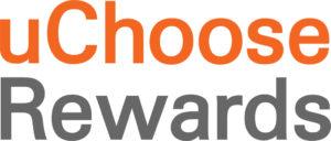 u Choose rewards logo